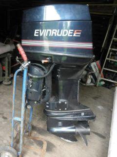 Evinrude Johnson 60HP Power Trim Model Part Video Inside