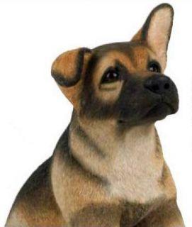 Country Artists LRG German Shepherd Puppy Free s H