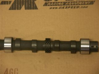 """New Republic TC 246 Camshaft Chevy 292 Inline 6 Solid Cam """"Full Race"""" 394 Lift"""