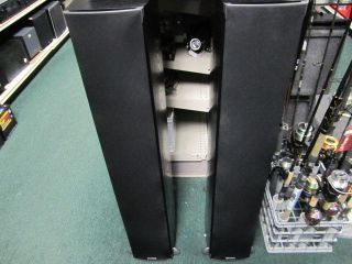 Polk Audio Speakers RTI A9 Tower Speakers CSI A6 Center Excellent Condition
