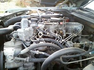 Mercedes Benz OM617 Engine 300D 300SD Turbo Diesel Motor 81 82 83 84