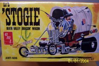 Gms Customs Customer Appreciation Sale AMT 606 Little Stogie Model Kit 1 25