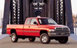 Dodge 2001 RAM 1500 Pickup Truck Service Repair Factory Shop Manual