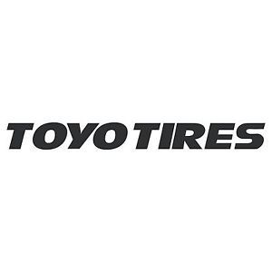 Toyo Tires Logo Decal Sticker Choose Size Color
