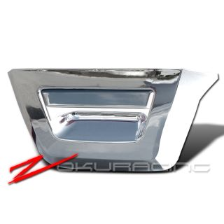 Chevy Avalanche Cadillac Escalade Ext Rear Tail Gate Door Handle Cover