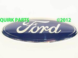 2009 2013 Ford F150 Tailgate Emblem for Vehicles with Backup Camera New