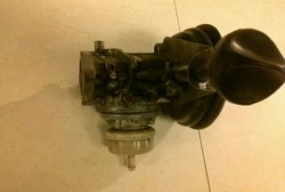 Tillotson HR74A Carburetor Air Boot Ski Doo Rotax 247 292 299 335 340 Single