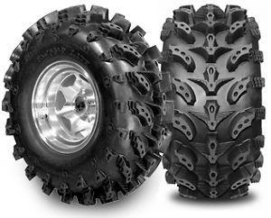 Set of 2 29 5x10 12 Swamp Light Lite 6 Ply Interco Mud Tires 29 5 10 12 ATV RZR