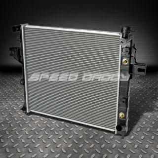 Aluminum Core Replacement Radiator 99 04 Jeep Grand Cherokee WJ 4 7L V8 Auto At