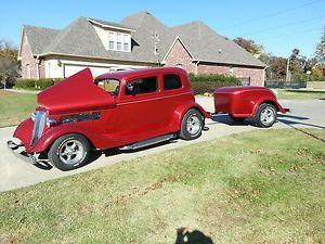 1933 Ford Victoria Hot Rod Cruiser