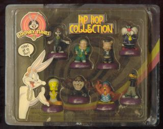 Looney Tunes Hip Hop Collection Vending Machine Promotional Display Taz Tweety