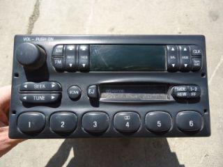 Ford Ranger Explorer Super Duty Radio F87F 19B132