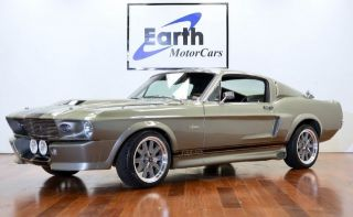 1967 Ford Mustang Eleanor Restored 289 Crate Engine on PopScreen