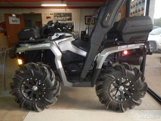 New Can Am Outlander 1000 XT ATV 4x4 Outlaw Snorkel Lifted Quad 82 HP HO No Fees
