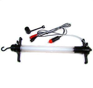 Auto Inspection Lamp with 12volt 8 Watt Battery Clamps Car Automotive Work Lamp