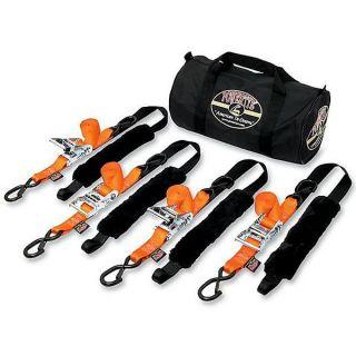 Powertye Fat Strap Trailer Kits Motorcycle Tie Downs
