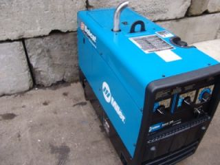 2009 Miller Bobcat 250 Welder Generator 636 Hours Great Shape