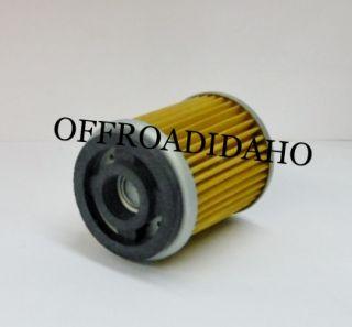 Oil Filter Yamaha 85 90 YFM200 86 87 88 YFM225 89 90 91 YFM250 Moto 4