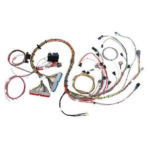 Summit Racing Wiring Harness Engine Swap Complete Chevy Small Block 350 LS1 Kit