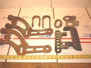 Old Antique Horse Drawn Machine Plow Clevis Parts John Deere