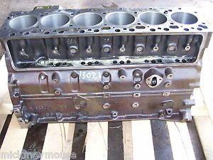 Dodge RAM Cummins Diesel Engine Block 5 9L 24V Bare Block 2001 01 ctd 55 Casting
