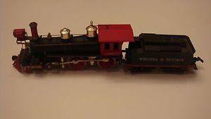 HO AHM 4 4 0 Virginia Truckee Reno Steam Locomotive Train Engine 5070 V T
