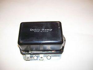 AC Delco A602M 6 Volt Voltage Regulator Chrysler Products Hudson AMC