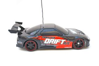 Monster Drift R C AWD Sideway Radio Control Drift Car RC RTR Ready to Run