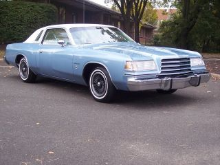 1978 Dodge Magnum XE Sport 15 000 Original Miles Survivor Show Car