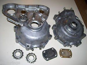 Triumph Pre Unit 650 T120 Bonneville Engine Cases E2892 E3314 MC65