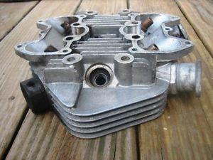 Triumph Bonneville T120 Engine Cylinder Head 9 Bolt 650cc Dual Carb E3663
