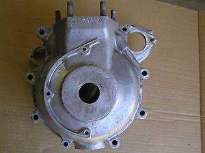 Triumph Pre Unit Engine Case Matched Set 6T 28274 1952 650cc Rigid Frame