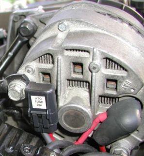 Camaro Firebird LT1 V8 Racetronix 255L HR Fuel Pump Kit w Harness