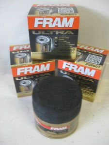 Fram XG6607 Ultra Guard Synthetic Oil Filter Lot 3 Three 15K Protection