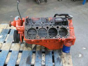1967 Chevy Camaro 327 Small Block Chevy Short Block Engine 3892657 657 302 Me