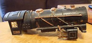 Ives Lionel 663 Train Engine Shell for Restoration Pre War Needs TLC