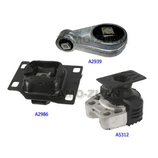 ford focus zetec engine diagram on popscreen 03 04 ford focus 2 3 engine motor trans mount kit 3pcs a5312 a2939 a2986