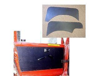 Suzuki Samurai ABS Plastic Doors Rear Panels Hard Top