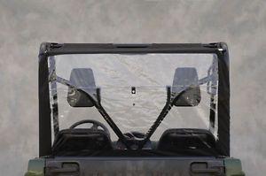 Yamaha Rhino Rear Window Dust Shield