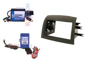 Toyota Sienna Radio Dash Install Kit Replacement Interface Steering Control