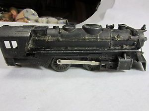 Marx O Scale Model 666 Steamer Train Engine Parts Repair