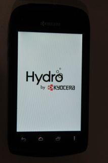 Kyocera Hydro C5170 Boost Mobile Black Smartphone