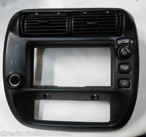 Ford Explorer Radio Bezel
