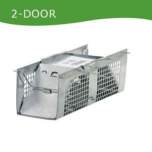 Pete Rickard New Havahart x Small Live Animal Cage Trap 1020 Free Shipping