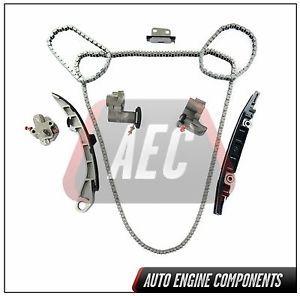 02 07 Nissan Altima Maxima Murano VQ35DE 3 5L V6 DOHC Timing Chain Kit TKNS 350A