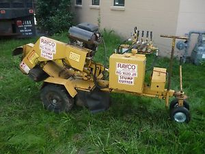 Rayco RG 1620 Jr Stump Grinder