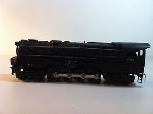 Lionel Lines 6 8 6 Steam Locomotive 681 Turbine Postwar Engine O Gauge 6200