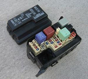 98 corolla fuse box toyota 4runner hilux surf v6 engine compartment wire ...