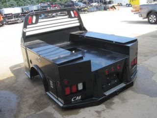 Cm Truck Bed Tool Boxes Flatbed Service Body Utility 1540286 Dodge Short Bed