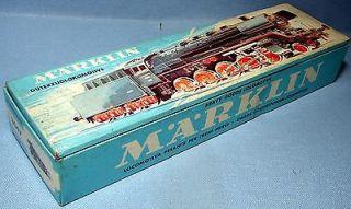 HO Marklin 3047 Steam Locomotive 2 10 0 DB 44 690 Train Engine w Smoke